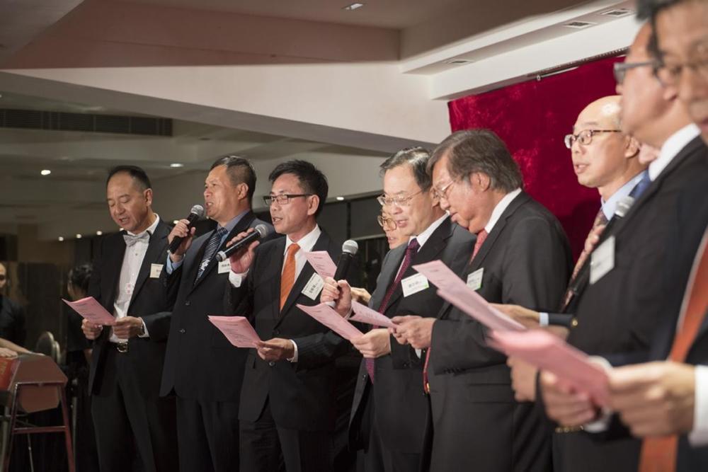 香港建造界慶祝中華人民共和國成立68周年國慶聯歡宴會